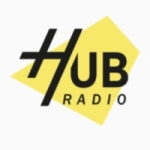 Logo da emissora Radio The Hub UWE 1449 AM
