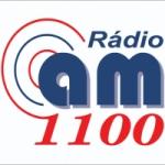 Logo da emissora Rádio AM 1100