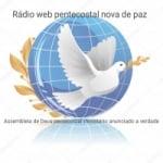 Logo da emissora Rádio Nova de Paz