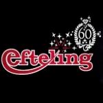 Logo da emissora Efteling Radio 104.3 FM