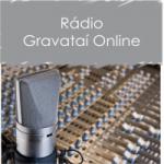 Logo da emissora Rádio Gravataí Online