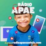 Logo da emissora Rádio APAE São Luís