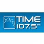 Logo da emissora Radio Time 107.5 FM