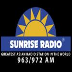 Logo da emissora Radio Time 106.6 FM