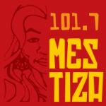 Logo da emissora Rádio Mestiza 101.7 FM