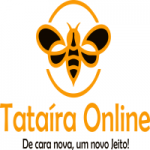Logo da emissora Rádio Tataíra FM