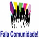 Logo da emissora Web Rádio e Jornal Fala Comunidade