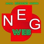 Logo da emissora Rádio Nova Estação Gospel