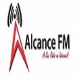 Logo da emissora Rádio Alcance FM