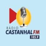 Logo da emissora Rádio Castanhal 105.9 FM