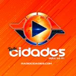 Logo da emissora Rádio Cidades Digital FM