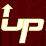 Logo da emissora Radi UP 107.5 FM
