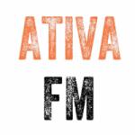 Logo da emissora Rádio Ativa FM