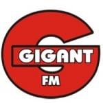 Logo da emissora Gigant FM