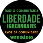 Logo da emissora Rádio Comunitária Liberdade