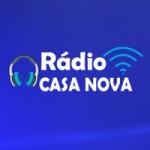 Logo da emissora Rádio Casa Nova