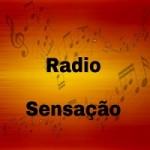 Logo da emissora Rádio Sensação