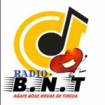 Logo da emissora Rádio Boas Novas De Tingua