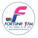 Logo da emissora Rádio Fortuna 1 FM
