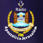 Logo da emissora Rádio FM Apostólica Jerusalém