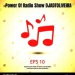 Logo da emissora Power Of  Radio Show Djadtoliveira