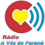 Logo da emissora Rádio  A Voz Do Paraná