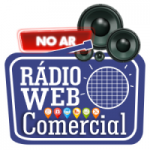 Logo da emissora Rádio Web Comercial