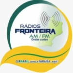 Logo da emissora Rádio Fronteira