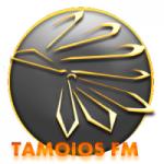 Logo da emissora Rádio Tamoios FM