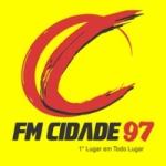 Logo da emissora Rádio Cidade 97 FM