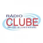 Logo da emissora Rádio Clube de Blumenau 1330 AM