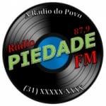 Logo da emissora Rádio Piedade FM