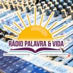 Logo da emissora Rádio Palavra e Vida