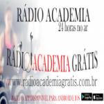 Logo da emissora Rádio Academia Grátis