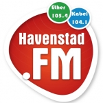 Logo da emissora Havenstad 104.1 FM