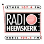 Logo da emissora Heemskerk 107.4 FM
