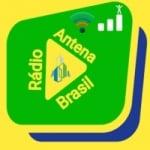 Logo da emissora Rádio Antena Brasil Online