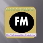 Logo da emissora Rádio Taquaralto FM