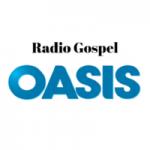 Logo da emissora Rádio Gospel Oasis