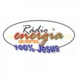 Logo da emissora Rádio Energia Gospel.Com