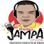 Logo da emissora Rádio Jampa Online