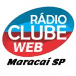 Logo da emissora Rádio Clube de Maracaí