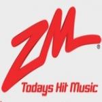 Logo da emissora ZM Christchurch 91.3 FM