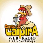 Logo da emissora Canto Do Caipira Web Rádio