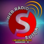 Logo da emissora Web Rádio Suíça