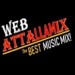 Logo da emissora Web Rádio Attalla Mix
