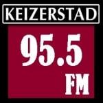 Logo da emissora Keizerstad 95.5 FM