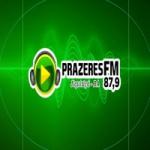 Logo da emissora Rádio Prazeres FM
