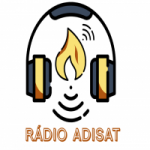 Logo da emissora Rádio Adisat