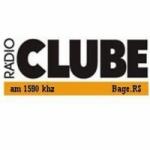 Logo da emissora Rádio Clube 1590 AM